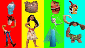 Toy Story Halloween Costumes For Family Wrong Body Woody Toy Story Frozen Elsa Moana Maui Wrong Surprise