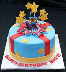 superman cakes u2013 decoration ideas little birthday cakes