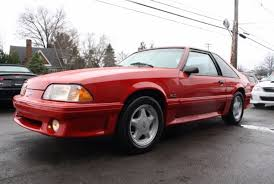 ford mustang gt 1992 1992 ford mustang gt hatchback in wexford pa 1facp42e9nf161160