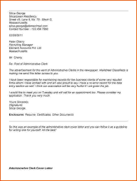 23 cover letter template for administration throughout assistant