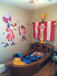 Pirate Bedroom Furniture Jake And The Neverland Pirates Bedroom Decor Coma Frique Studio