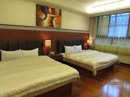 Cing Bed Frame Villa Minsu Taiwandiy