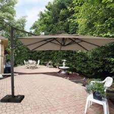 10 Foot Patio Umbrella Beautiful Patio Umbrellas Cantilever Deluxe 10 Ft Curvy Aluminum
