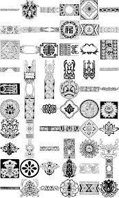 ornament elements vector craft diy supplies