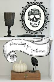 decorating for halloween organize and decorate everything