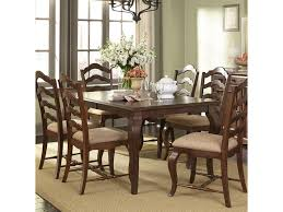 Liberty Furniture Dining Table by Liberty Furniture Woodland Creek Transitional Rectangular Leg