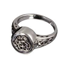 cremation jewelry rings celtic knot urn ring for ashes