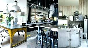 cuisine style atelier industriel deco cuisine industriel avec cuisine style atelier cuisine cuisine