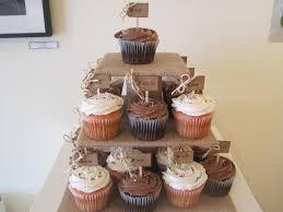 cupcake displays 25 diy cupcake stands with guide patterns