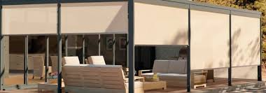 Roll Up Patio Blinds by Wondrous Roll Up Bamboo Patio Shades And Large Pergola Kits From