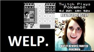 Twitch Memes - image 704265 twitch plays pokemon know your meme