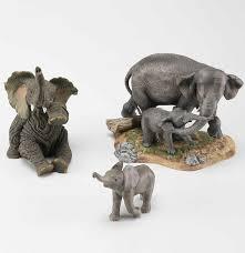 porcelain elephant collection of lenox porcelain elephant figurines ebth