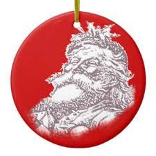fashioned santa claus ornaments keepsake ornaments zazzle