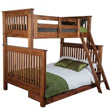Banff Twin Full Queen Bunk Beds Canadian Wood Bunk Beds - Toronto bunk beds