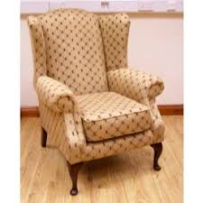 Queen Anne Armchair Wing Chairs Lounge Chairs Club Chairs Corner Seats Flanagans