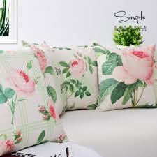 online shop drop ship rose pillow cover home decor cushion cover