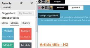 create your joomla templates and wordpress themes