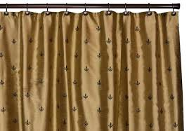 Brown And Gold Shower Curtains Brown And Gold Shower Curtains Teawing Co