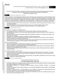 Best Team Lead Resume Example by Military Transition Resume Samples Resume Prime