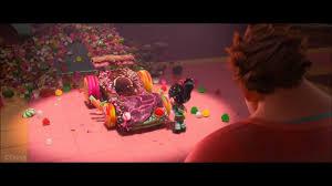 wreck ralph making kart clip hd