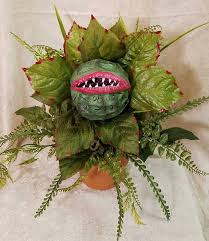halloween store kansas city audrey ii house plant halloween decor halloween centerpiece