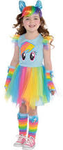 My Little Pony Halloween Costume Rainbow Dash Halloween Costume Make Your Costume Girls My Little