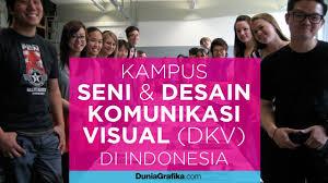 cara desain komunikasi visual daftar kus dengan jurusan seni dan desain komunikasi visual dkv