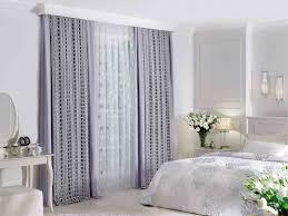 deco rideaux chambre design d intérieur doubles rideaux lilas doux épais fins