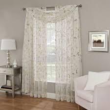 buy window scarf valances from bed bath u0026 beyond