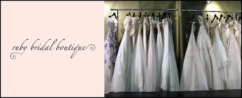 Wedding Dress Store Ruby Bridal Boutique Is A Bridal Store In New Milford Ct
