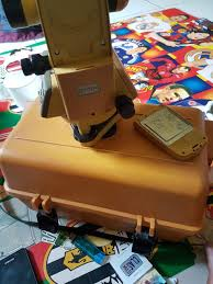 jual murah theodolite manual bekas second call wa 081295958196