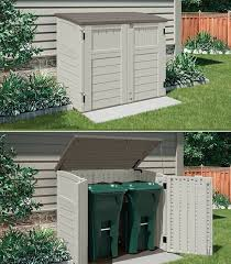 Backyard Storage Solutions 39 Best Love Your Storage Images On Pinterest Suncast Sheds