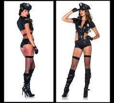 50 halloween costumes 7 outrageous police halloween costumes for women and men