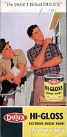 history of paint in australia