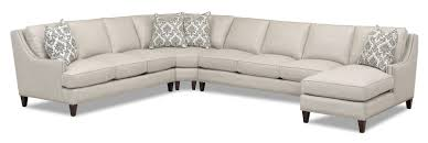 Contemporary Reclining Sectional Sofa Sofa Leather Sectional Sectional With Chaise