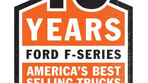 americas best unprecedented ford f series achieves 40 consecutive years as