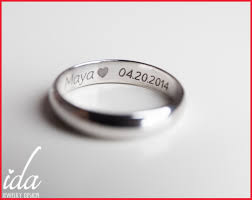 mens silver wedding rings lovely engraving on wedding ring image of wedding ring style