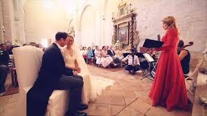 chant eglise mariage cérémonie de mariage lyrique chanteuse cérémonie