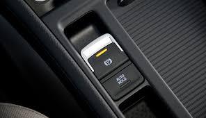 what is an electronic parking brake or electronic handbrake carwow