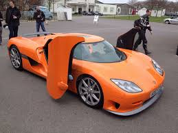 koenigsegg orange koenigsegg ccr holds the top speed guinnes record
