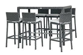 table haute cuisine bois tabouret de table haute table haute de cuisine et tabouret table