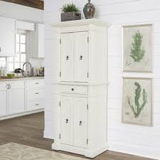 pantry cabinet with drawers pantry cabinets you ll love wayfair