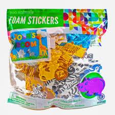foam stickers zoo walmart
