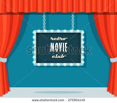 Movie Drapes Stage Curtain Stock Images Royalty Free Images U0026 Vectors