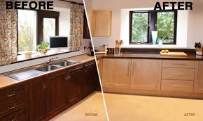 Small Kitchen Before And After by 100 Small Kitchen Makeovers Before And After Incredible