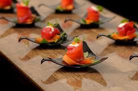 salmon gravalax creative catering perth