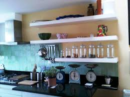 Kitchen Wall Design by Floating Wall Shelves Ideas For Modern Kitchen Rustic Diy Wall