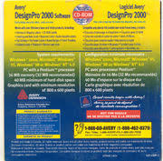 avery design pro avery designpro 2000 windows avery software free