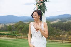 wedding arches gumtree heartfelt yarra valley wedding polka dot