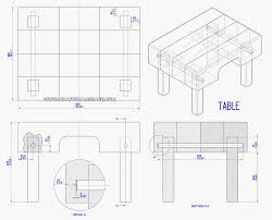 Drafting Table Plans 35 Assembly Bench Woodworking Plans Accessible Outfeed Table The
